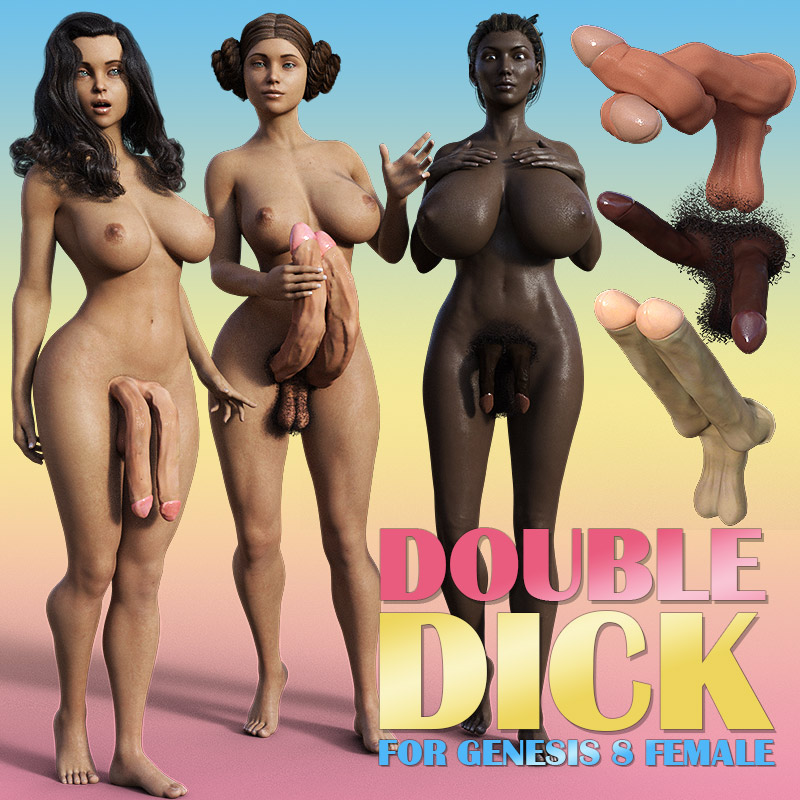 Double Dick For G8F