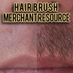Channing's Human Hair Brush Merchant Resource