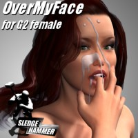OverMyFace for G2 Female