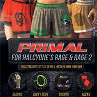 Primal For Rage & Rage 2
