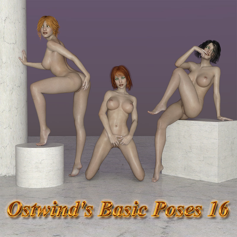 Simple Poses 16