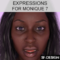 Expressions For Monique 7