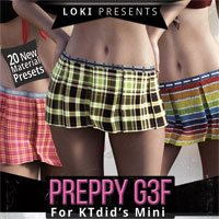 Preppy For KTdid's Mini