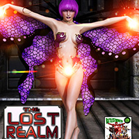 The Lost Realm - Issue 9