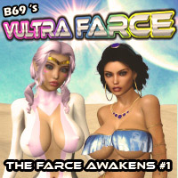 Vultra Farce: The Farce Awakens #1