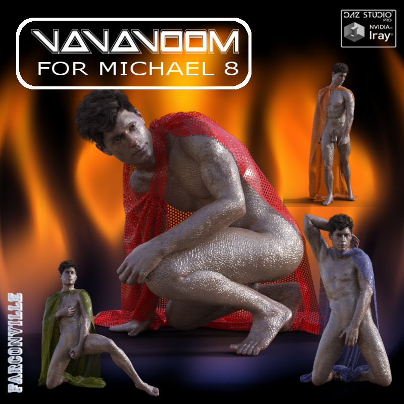 Vavavoom For Michael 8
