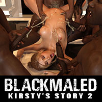Blackmaled, Kirsty Pt2