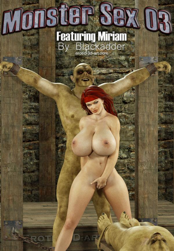 Blackadders Monster Sex