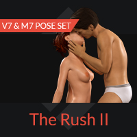 The Rush II - Poses For V7 And M7
