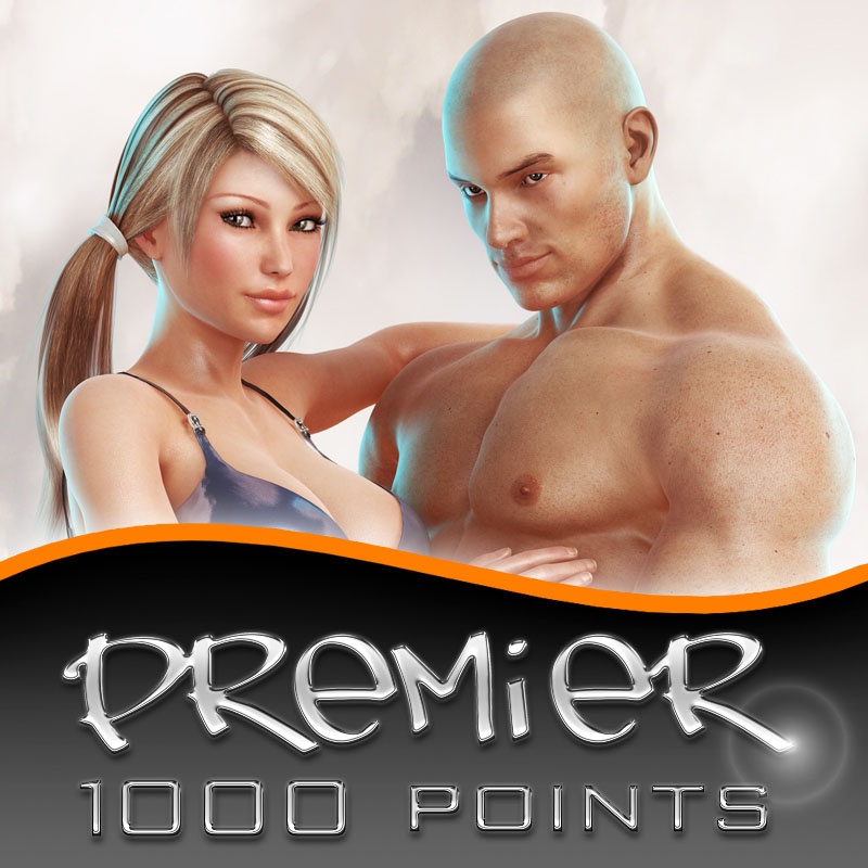 Premier 1000 Point Pack