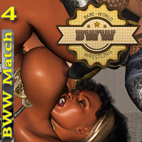 Babeworld Wrestling Match 4