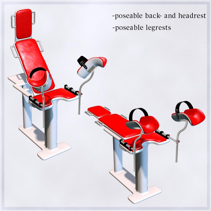 SynfulMindz' Gyno Chair
