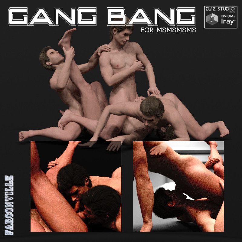 Gang Bang For M8