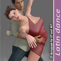 Latin Dance For M7V7