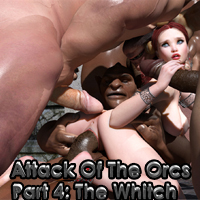 Attack of the Orcs Part 4: The Witch