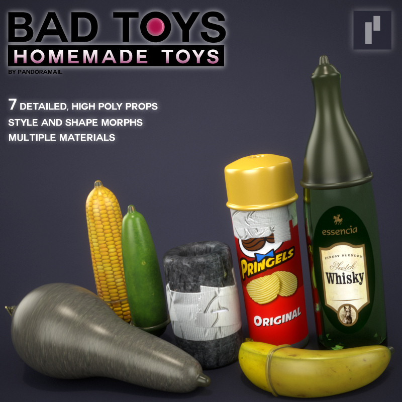 Bad Toys - Homemade Toys