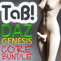 TaB DAZ Studio Bundle