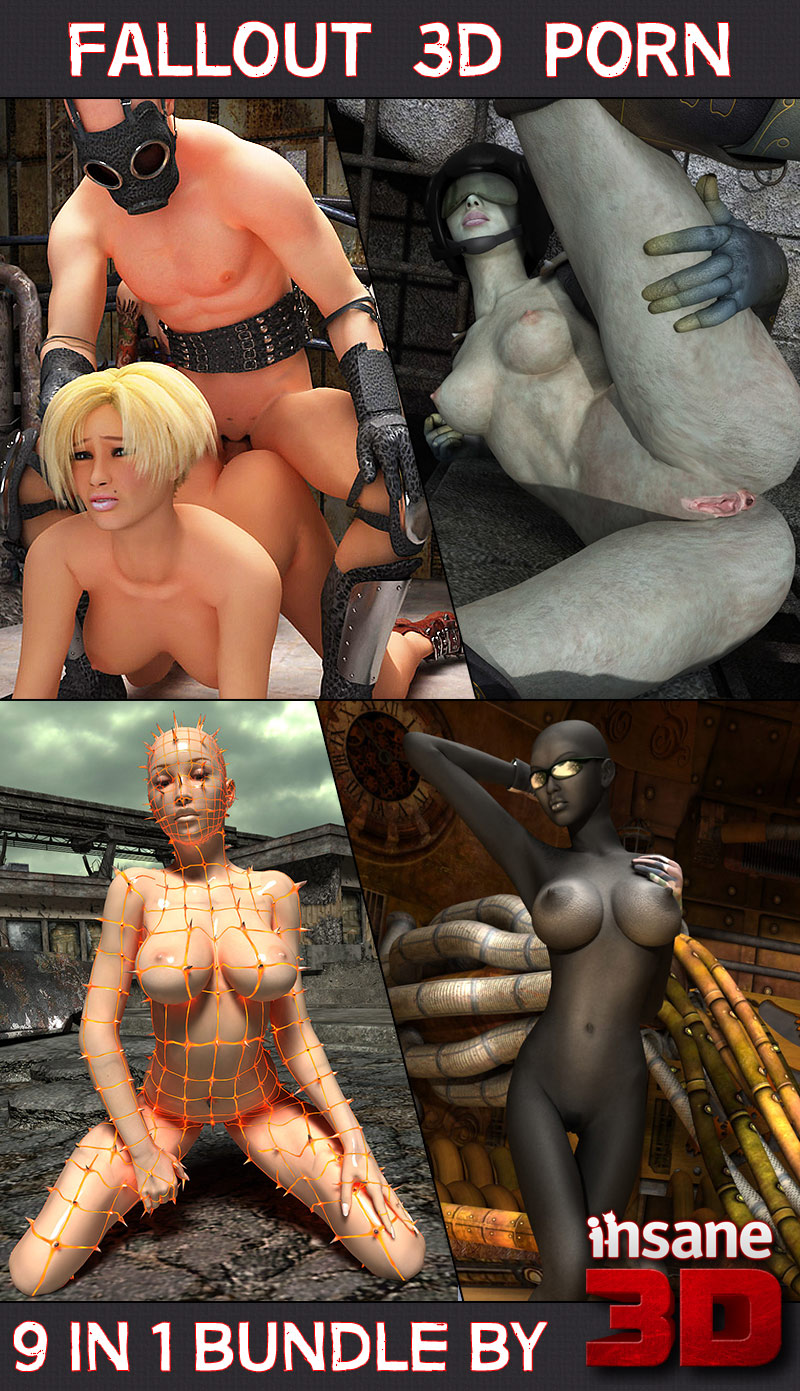 Fallout porn story sexy girl fucked
