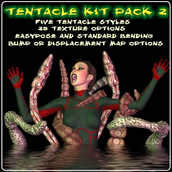 Davo's TENTACLE PACK 2