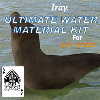 Ultimate Water For DAZ Studio