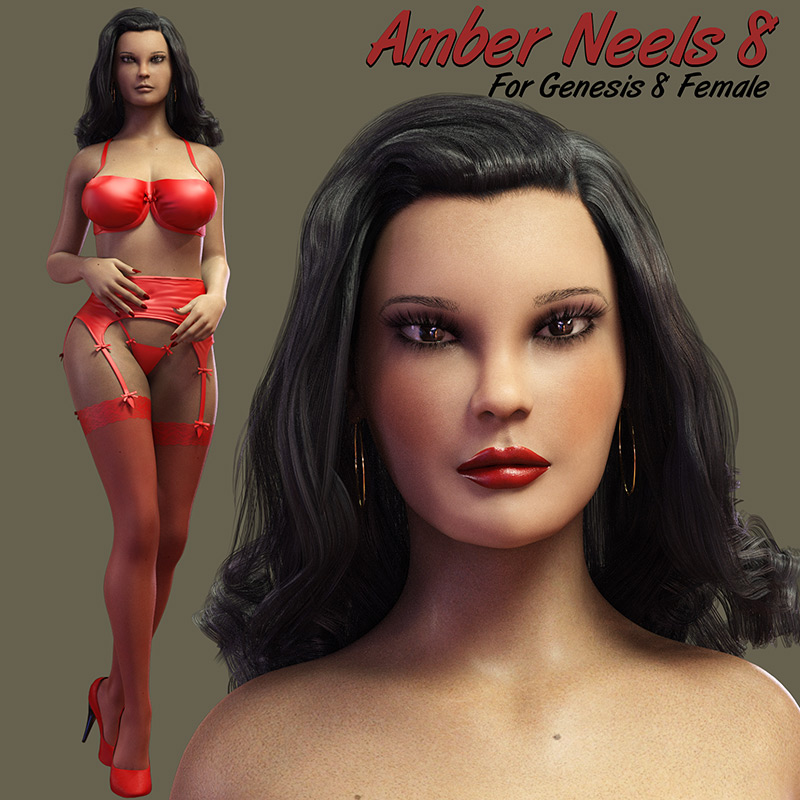 Amber Neels 8 For G8F