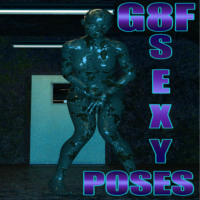 G8F Sexy Poses