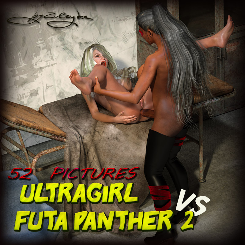 Ultragirl And Futa Panther 2
