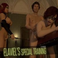 Elaviel's Special Training