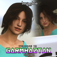 Welcome to Garmhaztan - Chapter 1