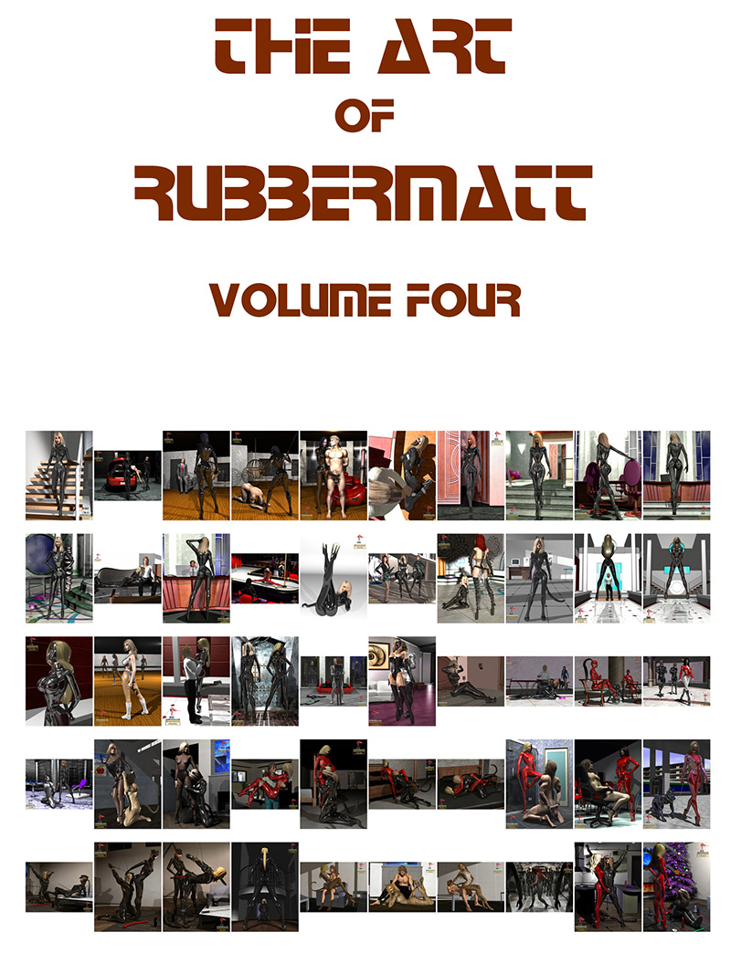 Rubbermatt The Early Years - Volume Four