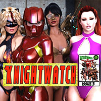 Knightwatch - Issue 3