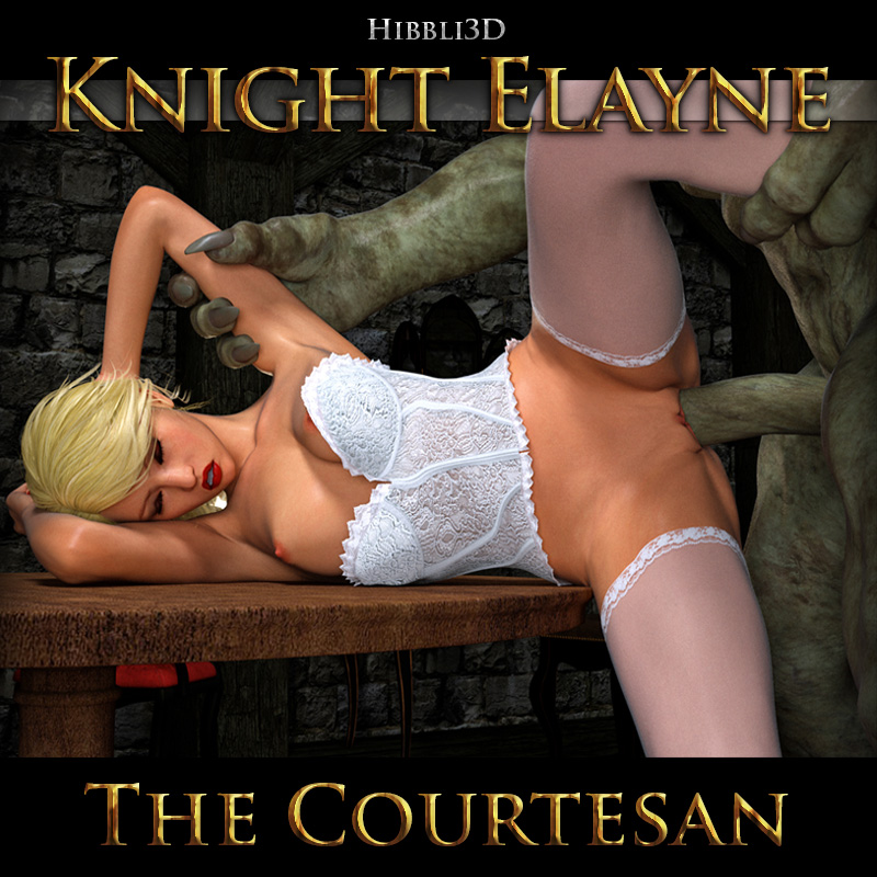 Knight Elayne - The Courtesan Part 1