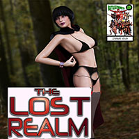The Lost Realm - Issue 13