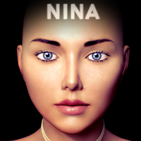 Nina For Genesis 3 Female
