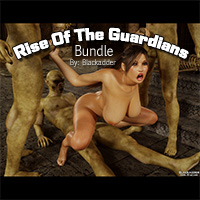 Rise Of The Guardians Bundle