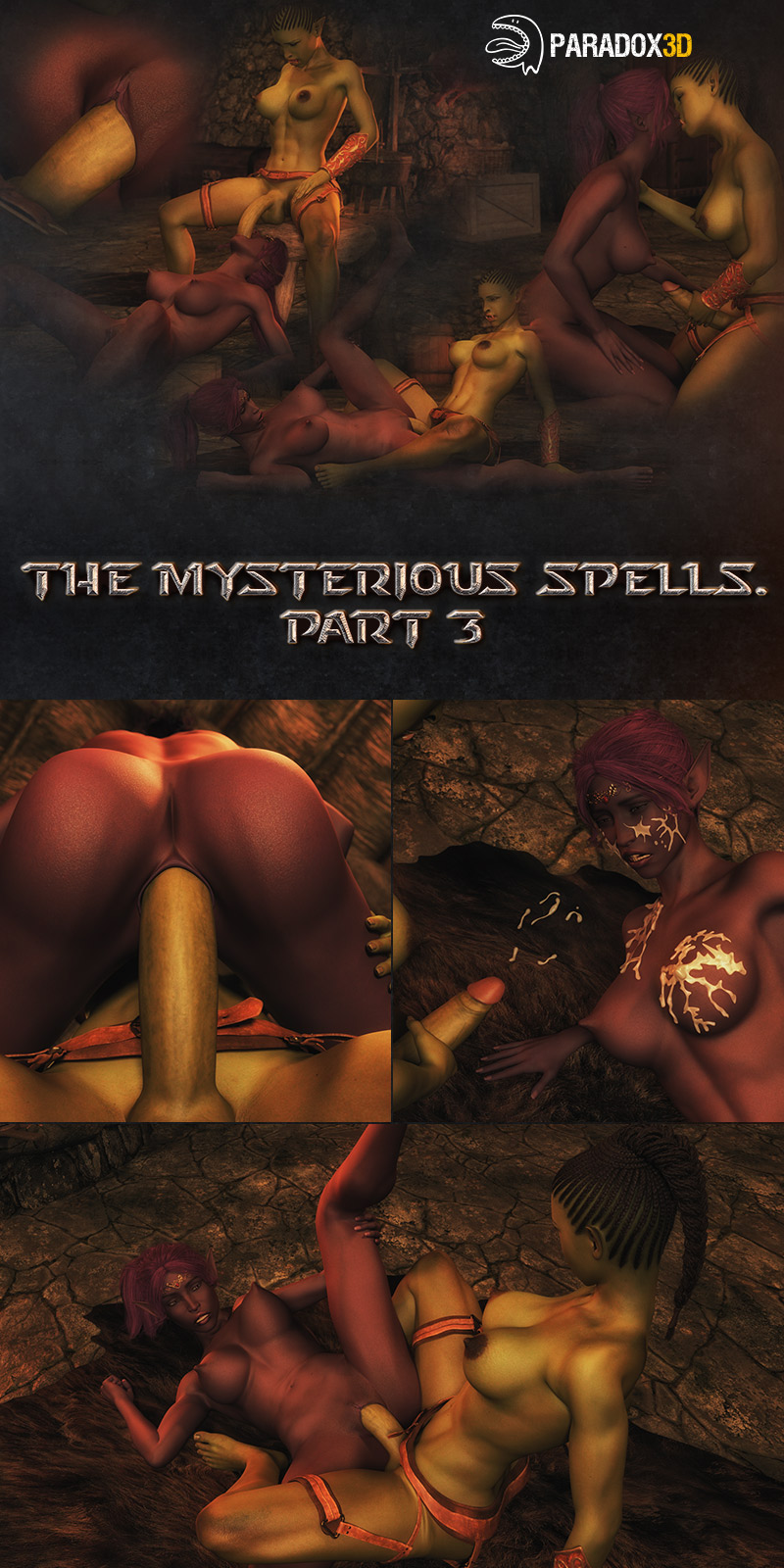 The Mysterious Spells: Part 3
