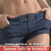 Summer Outfit For Victoria 8