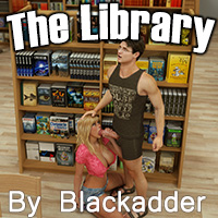 Blackadder's The Library