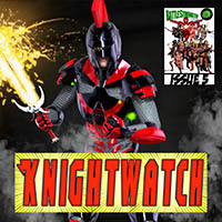 Knightwatch - Issue 5