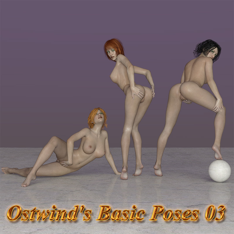 Simple Poses 03