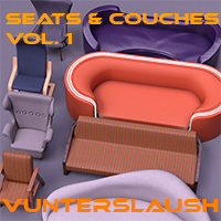 Seats And Couches 1