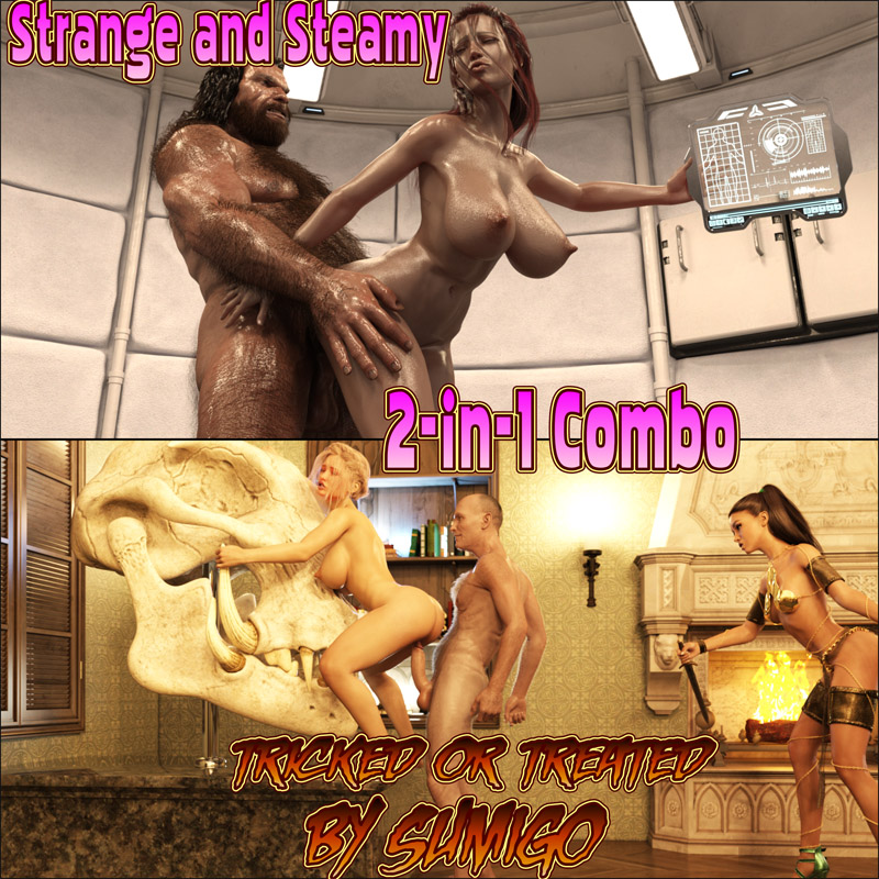 The Steamy Treat Bundle