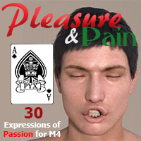 Pleasure And Pain - Faces Of Passion For M4
