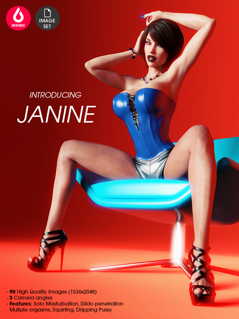 Introducing Janine FREE!