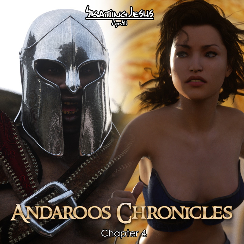 Andaroos Chronicles - Chapter 4