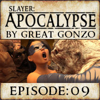 Slayer: Apocalypse 09
