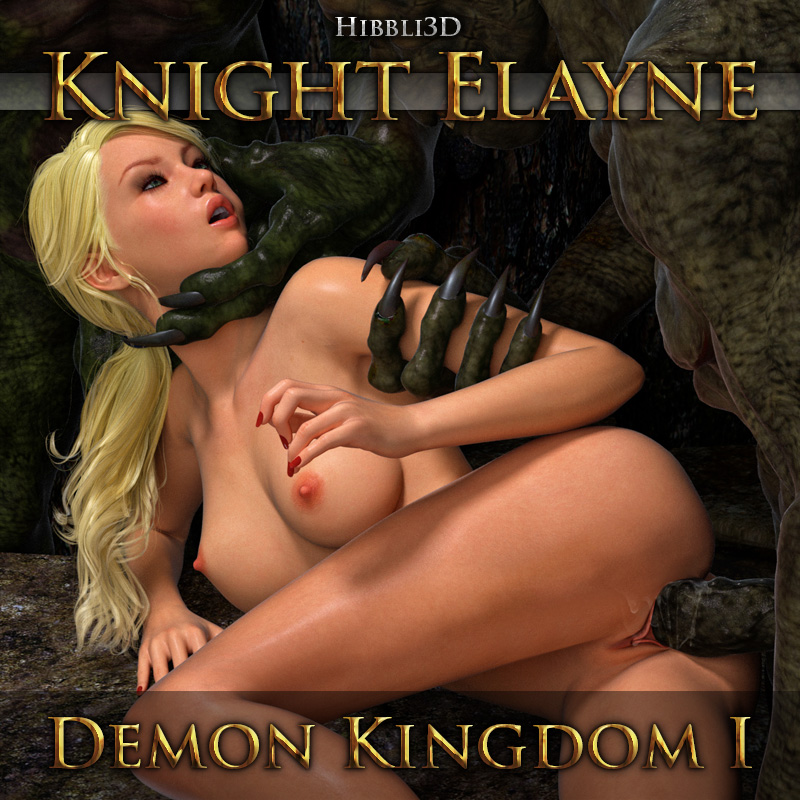 Knight Elayne - Demon Kingdom Part 1