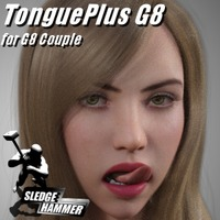 TonguePlus For G8 Couple