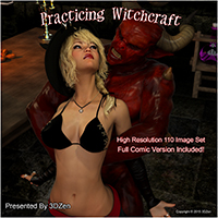 Practicing Witchcraft