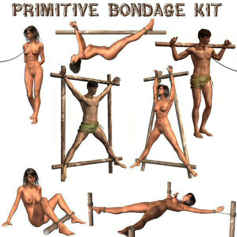 Poser bondage props gallery